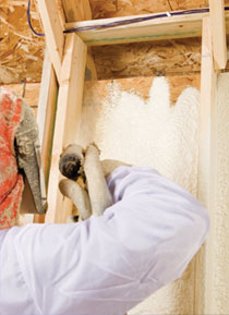 Tacoma Spray Foam Insulation Services and Benefits